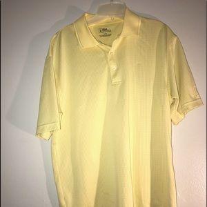 PGA Tour Men Golf Shirt Size Large